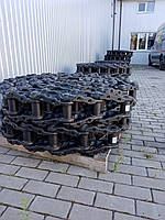 Цепь гусеничная єкскаватора HYUNDAI R130LC 3