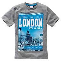 """Детская футболка """"Лондон"""" для мальчика"""