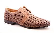 Туфли мужские коричневые Vortex 8022