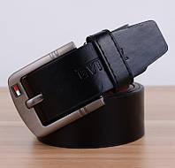 Мужской стильный кожаный ремень. Четыре цвета, фото 7