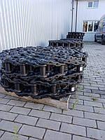 Цепь гусеничная єкскаватора HYUNDAI R145CR
