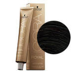 Краска для волос Igora Absolutes 4-90 средний коричневый фиолетовый натуральный