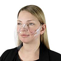 Маска прозора для обличчя