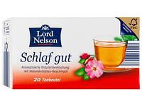 Чай в пакетиках Lord Nelson  Schlaf gut (20шт)