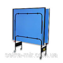 Теннисный стол складной S4S Элит, синий