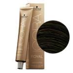 Краска для волос Igora Absolutes  5-50 светлый коричневый золотистый натуральный