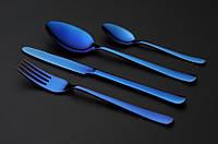Набор столовых приборов 24 предмета  OSLO BLUE