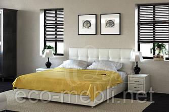 """Ліжко Ізабель з мяким узголів""""ям і підйомним механізмом"""