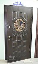 Вхідні двері Термопласт 20-63