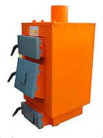 Котлы дровяные длительного горения с автоматическим блоком управления САН Эко Турбо 13 квт, фото 1
