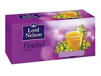 Чай в пакетиках Lord Nelson Fenchel (25 шт.)