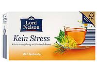 Чай в пакетиках Lord Nelson Kein Stress (20 шт.)