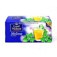 Чай в пакетиках Lord Nelson Melisse (25 шт.)