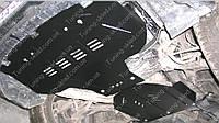 Защита моторного отсека Субару Аутбек Нью 2010 (стальная двигателя Subaru Outback New 2010)