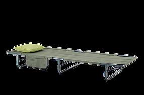 Раскладушка Компакт Ø 25 мм Зеленый меланж (Vitan ТМ)