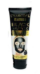 Маска для лица WOKALI Charcoal Black Mask Whitening Complex 60 мл