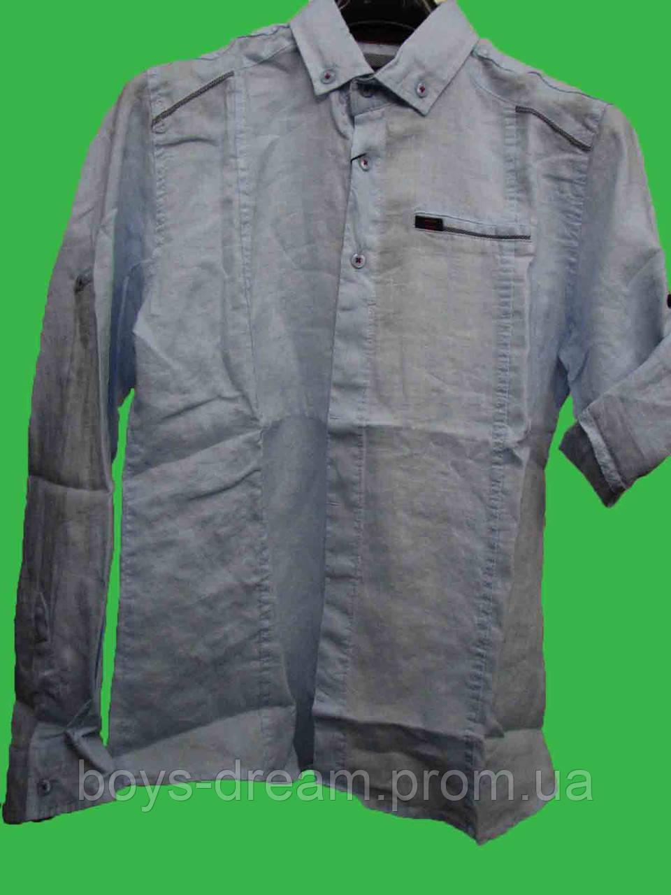 Рубашка для мальчика 158 ,176 Турция