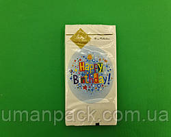 Гарна серветка (ЗЗхЗЗ, 10шт) Luxy MINI День народження (2034) (1 пач.)