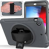 Чехол Rotating Belt Case для Apple iPad Mini 1 / 2 / 3 Grey