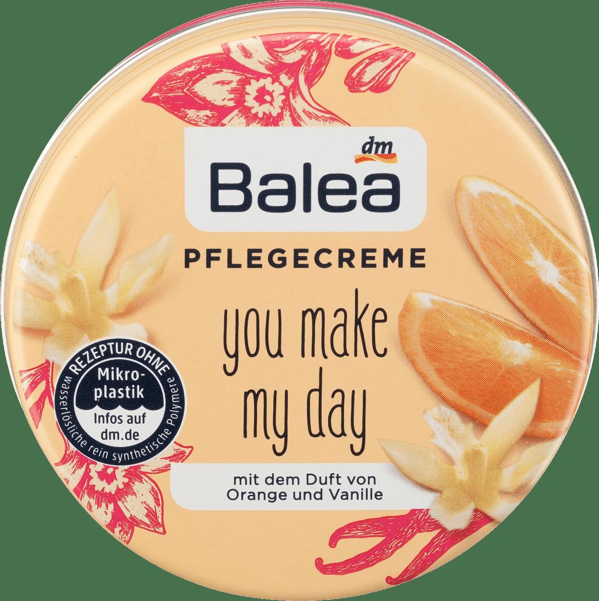 Крем для лица и тела Balea You make my day, 30 мл
