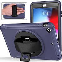 Чехол Rotating Belt Case для Apple iPad Mini 1 / 2 / 3 Dark Blue
