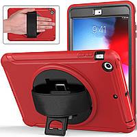 Чехол Rotating Belt Case для Apple iPad Mini 1 / 2 / 3 Red