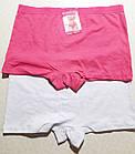 Трусы плавки шорти жіночі коттон стрейч, р. 44, 46 Розпродаж!, фото 2