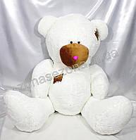 Плюшевый медведь (Тедди 4) белый 160 см