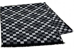 Шерстяной мужской шарф 170 на 30 см 50146-10