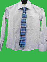 Рубашка для мальчика 122 - 176 Турция