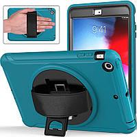 Чехол Rotating Belt Case для Apple iPad Mini 1 / 2 / 3 Light Blue