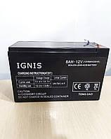 Акумулятор 12V (8 АН). 12 Вольт, 8 ампер (годин).