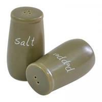 Набор емкостей для соли и перца nature 2 предмета Krauff