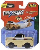Машинка 2-в-1 Внедорожный пикап & Автоцистерна TransRacers