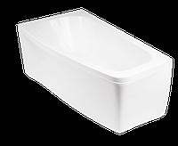 Ванна BESCO LUNA 150x80 левая с панелью и ножками