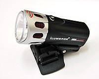 Подводный фонарь на маску Ilumenox S-Sun 3W; чёрный