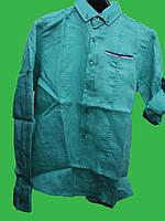 Рубашка для мальчика 152 - 170 Турция