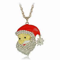 Купить Новогоднее украшение Дед Мороз