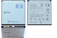 Аккумулятор Sony Ericsson BA750, Original, 1500 mAh /АКБ/Батарея/Батарейка /сони эриксон