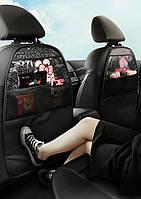 Защитный чехол накидка на автомобильное кресло