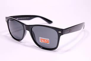 Легендарные солнцезащитные очки в стиле Ray Ban Wayfarer, очки вайфарер унисекс