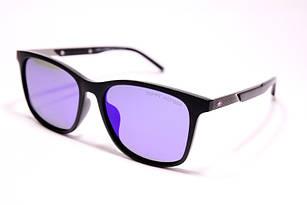 Солнцезащитные очки Tommy Hilfiger синие с поляризацией (реплика)