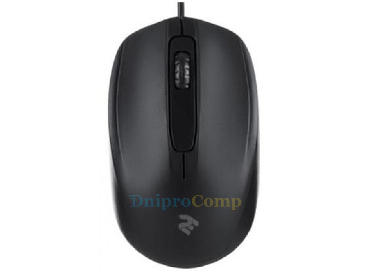 Мишка 2E MF140 USB Black (2E-MF140UB)