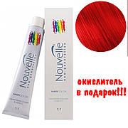 Микстон 066 Nouvelle Hair Color Червоний 100 мл