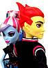 Monster High ляльки Еббі Бомінейбл і Хіт Бернс (Classroom Partners - Abbey Bominable and Heath Burns), фото 4