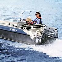 Лодочный мотор Yamaha F40FETL - подвесной мотор для яхт и рыбацких лодок, фото 6