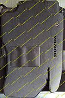 Текстильные коврики в салон на Honda Pilot (Хонда Пилот)