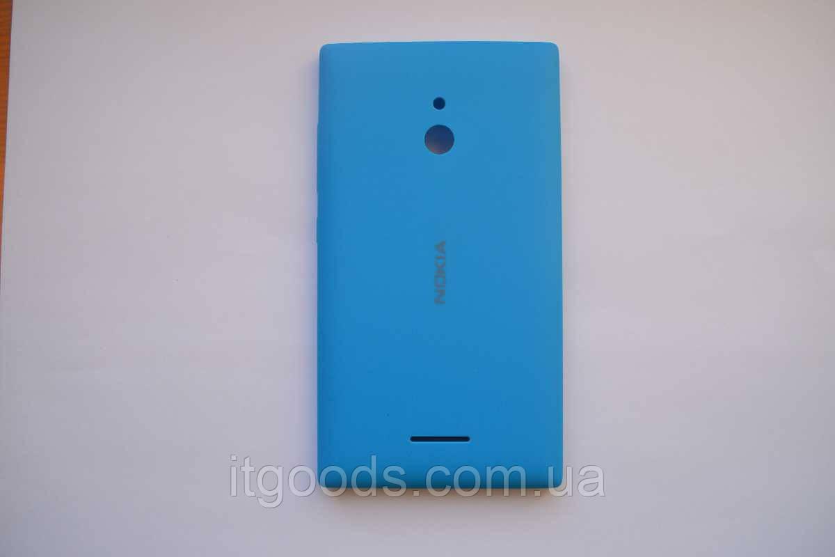 Задняя синяя крышка для Nokia XL