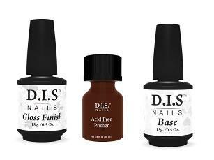 Финишные и базовые покрытия DIS