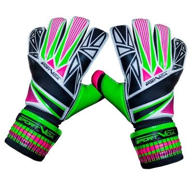 Вратарские перчатки SportVida зеленые Size 10 латекс SV-PA0019 SKL41-160812